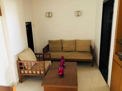 Gallery Cover Image of 1100 Sq.ft 2 BHK Apartment for rent in Kharghar for 19200
