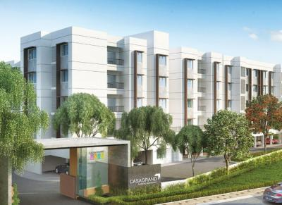 Gallery Cover Image of 1132 Sq.ft 2 BHK Apartment for buy in Korattur for 5773200