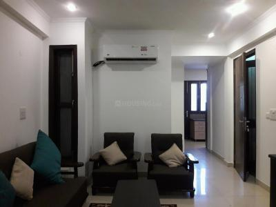 Gallery Cover Image of 850 Sq.ft 2 BHK Independent Floor for rent in 55, Vasant Kunj for 40000