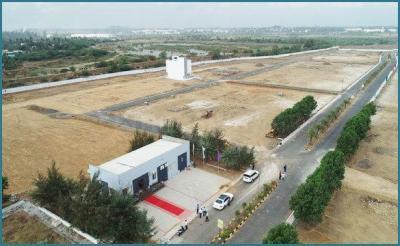 Gallery Cover Image of  Sq.ft Residential Plot for buy in Vengambakkam for 1608540