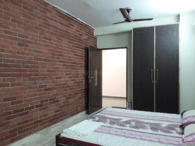 Bedroom Image of Maharaja Agrasen Residency PG in Budh Vihar