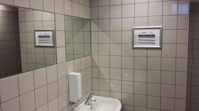 Bathroom Image of Posh Paying Guest Available Near Hiranandani Estate Thane Ynh in Hiranandani Estate