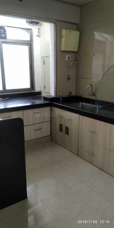Kitchen Image of 1250 Sq.ft 2 BHK Apartment for rent in Bhandup West for 17500