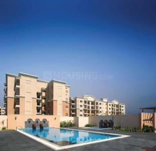 Gallery Cover Image of 576 Sq.ft 1 BHK Apartment for buy in Tata Santorini Phase IB, Kuthambakkam for 2950000