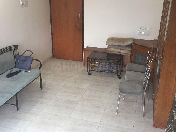 Living Room Image of 1050 Sq.ft 5 BHK Apartment for rent in Thane West for 25000