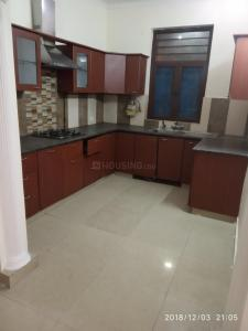Gallery Cover Image of 600 Sq.ft 1 BHK Independent House for rent in Sector 55 for 12000