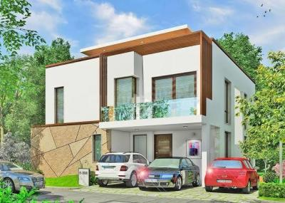 Gallery Cover Image of 3000 Sq.ft 3 BHK Villa for buy in Ibrahim Bagh for 27500000