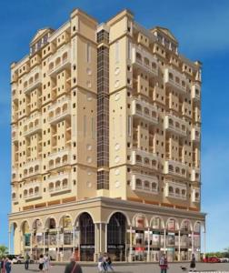 Gallery Cover Image of 550 Sq.ft 1 BHK Apartment for buy in Chi V Greater Noida for 3135005