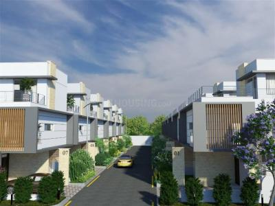 Gallery Cover Image of 2400 Sq.ft 3 BHK Villa for buy in Oakshir Villas, Malikdanguda for 13300000