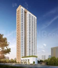 Gallery Cover Image of 890 Sq.ft 2 BHK Apartment for buy in Casa Viva, Thane West for 10636000