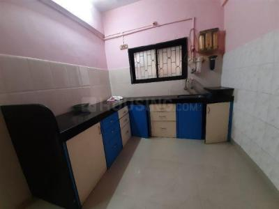 Gallery Cover Image of 550 Sq.ft 1 BHK Apartment for rent in Gandhi Nagar, Dombivli East for 8500