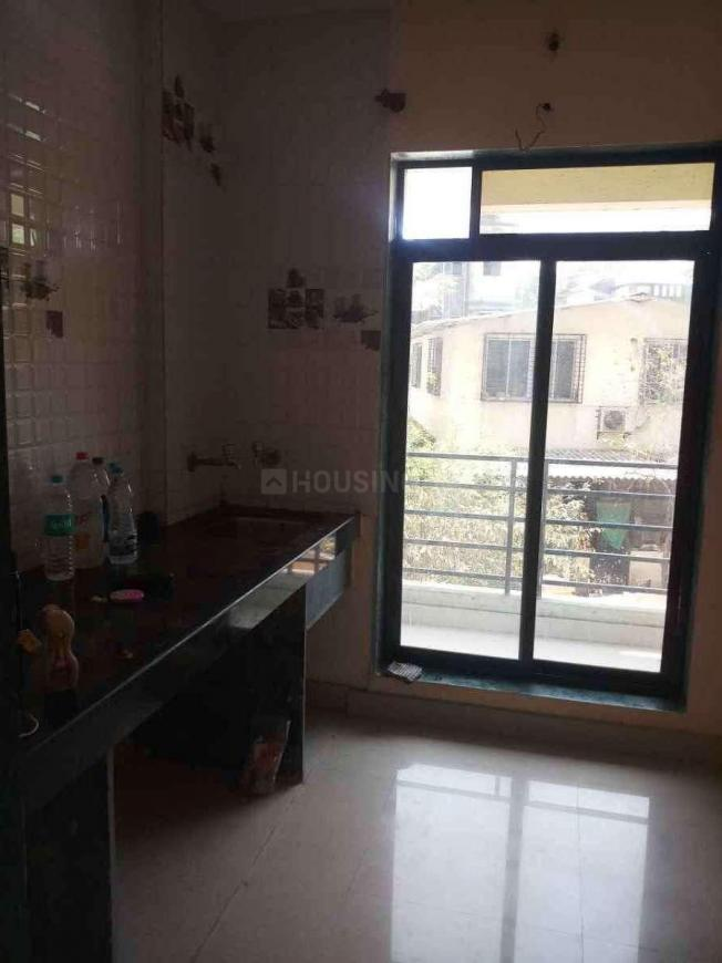 Kitchen Image of 670 Sq.ft 1 BHK Apartment for rent in Badlapur West for 4600