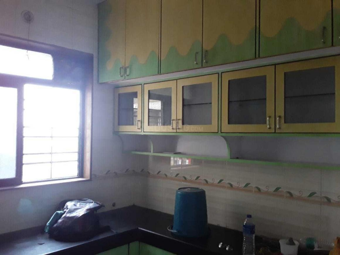 Kitchen Image of 555 Sq.ft 1 BHK Apartment for rent in Dombivli West for 12000