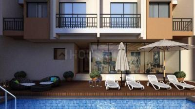 Gallery Cover Image of 760 Sq.ft 2 BHK Apartment for buy in Unimont Aurum, Karjat for 3051000