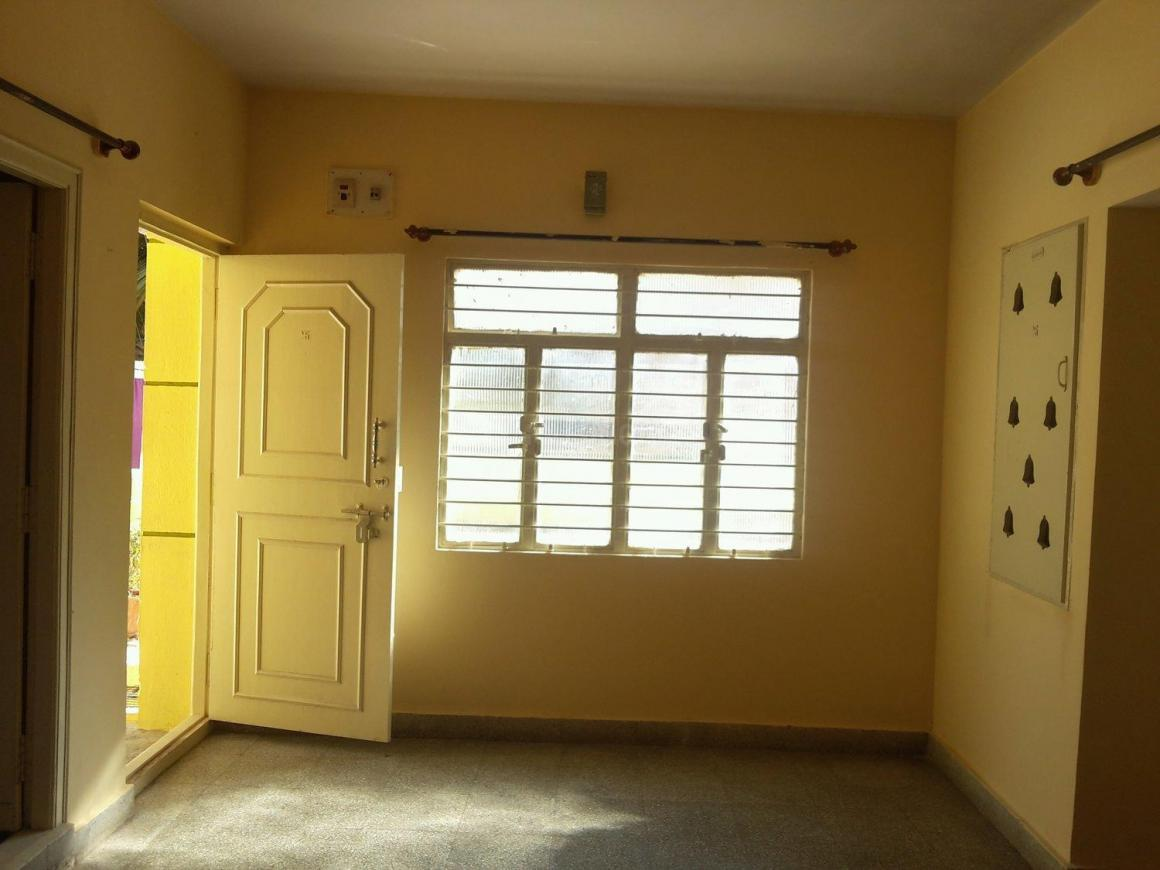 Living Room Image of 800 Sq.ft 2 BHK Independent Floor for rent in Banashankari for 9000