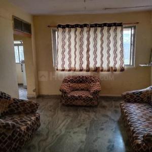 Living Room Image of Shivam PG in Kopar Khairane