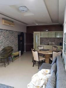 Gallery Cover Image of 1237 Sq.ft 3 BHK Apartment for rent in Jadavpur for 70000
