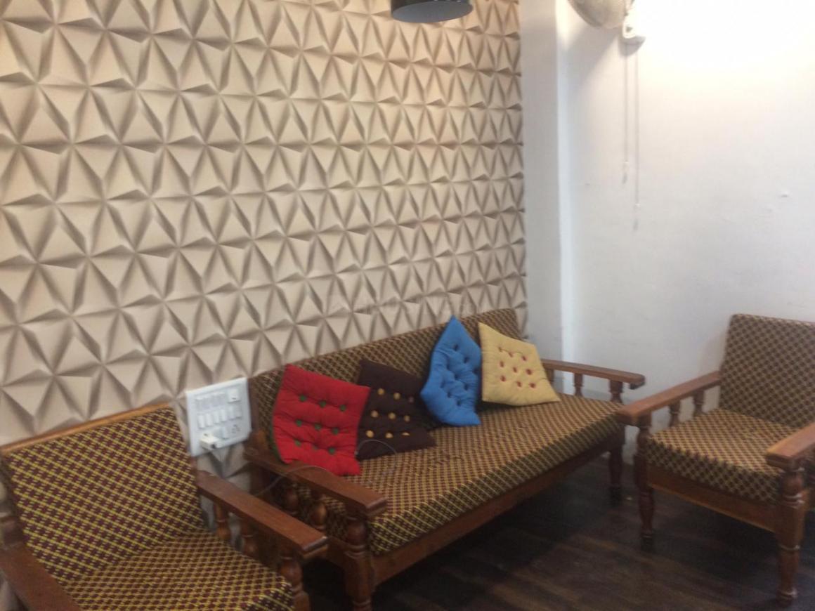 Living Room Image of Maa Sarawati PG in Guru Nanak Nagar