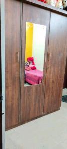 Bedroom Image of Namo Girls PG in Koramangala