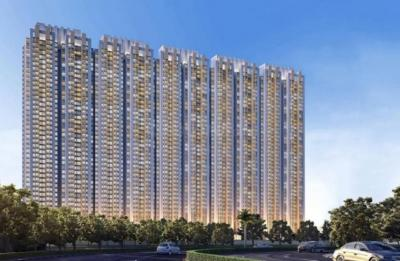 Gallery Cover Image of 938 Sq.ft 2 BHK Apartment for buy in Raymond Ten X Habitat Raymond Realty Tower J, Thane West for 11600000