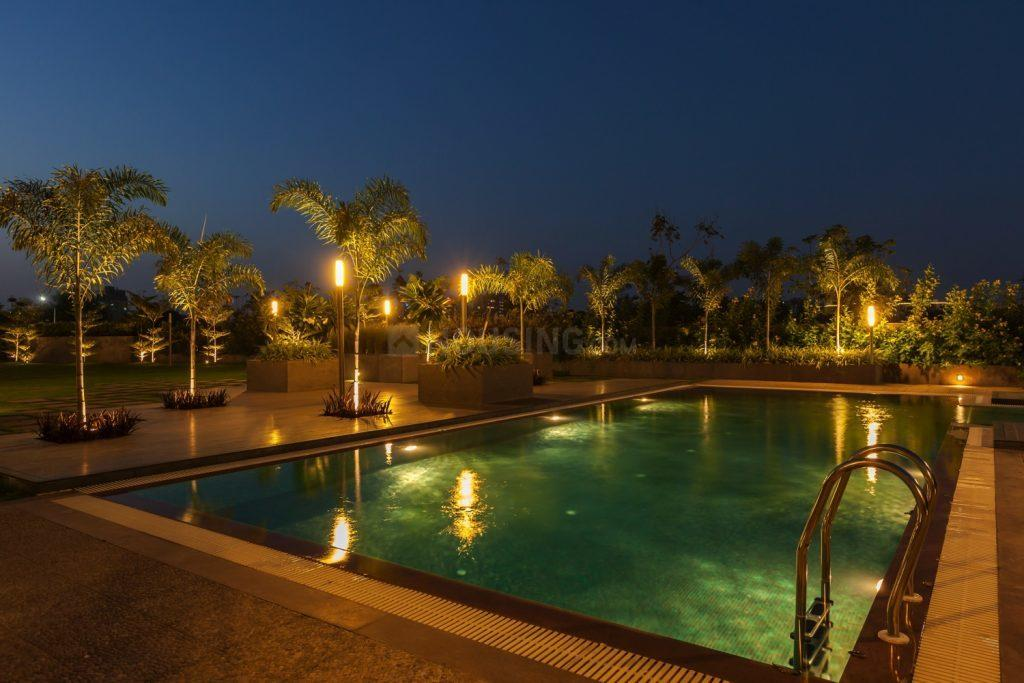 Swimming Pool Image of 2750 Sq.ft 4 BHK Apartment for buy in Makarba for 15100000