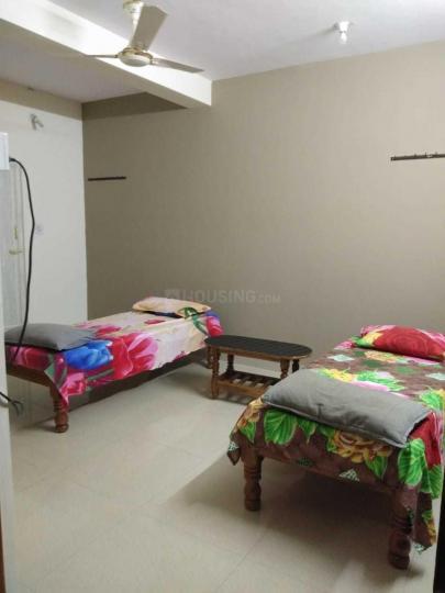 इंदिरा नगर में आनद नेस्ट में बेडरूम की तस्वीर