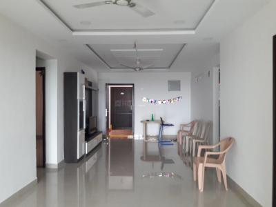Gallery Cover Image of 1560 Sq.ft 3 BHK Apartment for rent in Nallagandla for 25000