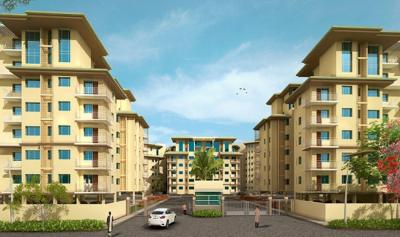 Gallery Cover Image of 2286 Sq.ft 4 BHK Apartment for buy in Mahindra World City for 9500000