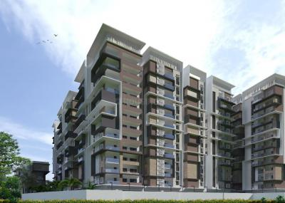 Gallery Cover Image of 1205 Sq.ft 1 BHK Apartment for buy in Chandanagar for 3500000
