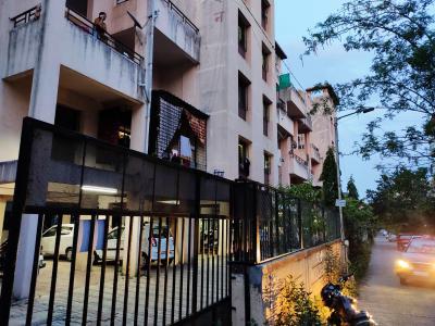Gallery Cover Image of 570 Sq.ft 1 BHK Apartment for buy in Sharda Sadan, Dhayari for 2600000