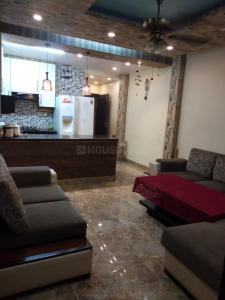 Gallery Cover Image of 600 Sq.ft 1 BHK Independent Floor for rent in Patel Nagar for 19999