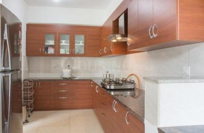 Kitchen Image of 3 Bhk In Prestige Silver Crest in Kadubeesanahalli