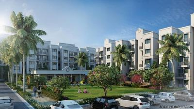 Gallery Cover Image of 512 Sq.ft 1 BHK Apartment for buy in Peninsula Address One Phase 2, Gahunje for 2500000