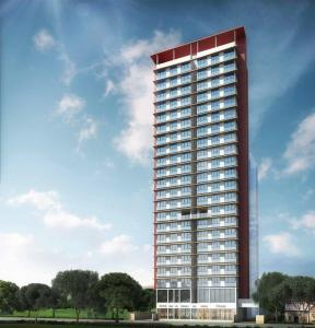 Gallery Cover Image of 645 Sq.ft 1 BHK Apartment for buy in Mulund West for 9800000
