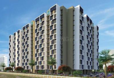 Gallery Cover Image of 1100 Sq.ft 2 BHK Apartment for buy in Neel Sidhi Orbit, Greater Khanda for 6900000