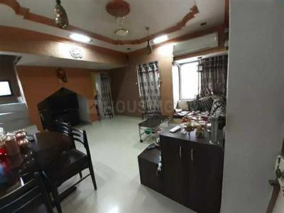 Gallery Cover Image of 1050 Sq.ft 2 BHK Apartment for rent in EV Crystal , Kopar Khairane for 27000