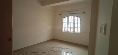 Gallery Cover Image of 1220 Sq.ft 3 BHK Independent House for rent in Murugeshpalya for 24000