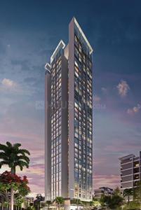 Gallery Cover Image of 400 Sq.ft 1 RK Apartment for buy in Siroya Level The Residences, Andheri West for 7600000