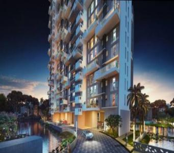 Gallery Cover Image of 1563 Sq.ft 3 BHK Apartment for buy in Merlin The Fourth, Salt Lake City for 14000000