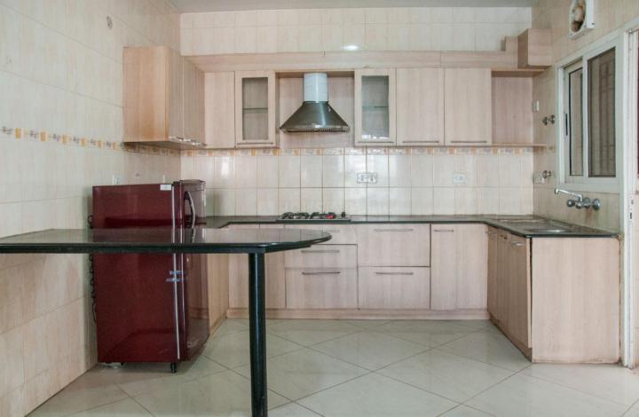 Kitchen Image of 1024 Sobha Iris Nest in Bellandur