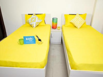 Bedroom Image of Zolo Grace in Chembur