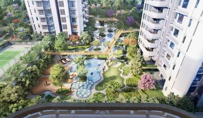 Gallery Cover Image of 1500 Sq.ft 3 BHK Apartment for buy in Lodha Bel Air, Jogeshwari West for 37200000