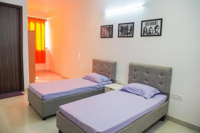 Bedroom Image of Co Living In Golf Course Road in Sector 55