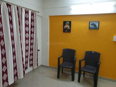 Gallery Cover Image of 620 Sq.ft 1 BHK Apartment for rent in Wakad for 12500