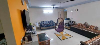 Hall Image of 750 Sq.ft 2 BHK Apartment for buy in Gurukul for 4500000
