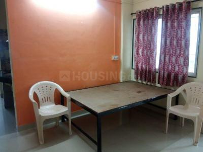 Gallery Cover Image of 650 Sq.ft 1 BHK Apartment for rent in Karve Nagar for 16000