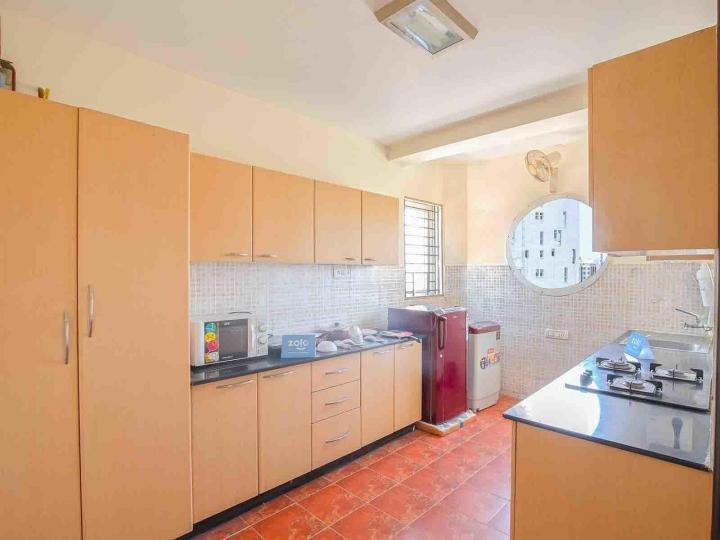 Kitchen Image of Zolo Themis in Halanayakanahalli