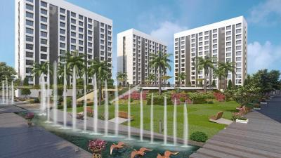Gallery Cover Image of 1840 Sq.ft 3 BHK Apartment for rent in Vesu for 22000