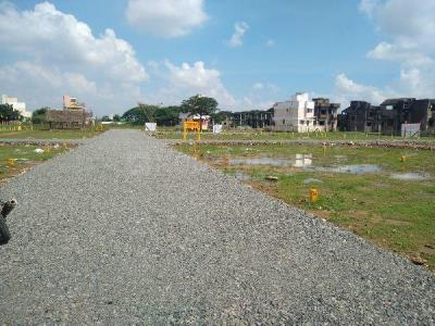 929 Sq.ft Residential Plot for Sale in Gerugambakkam, Chennai