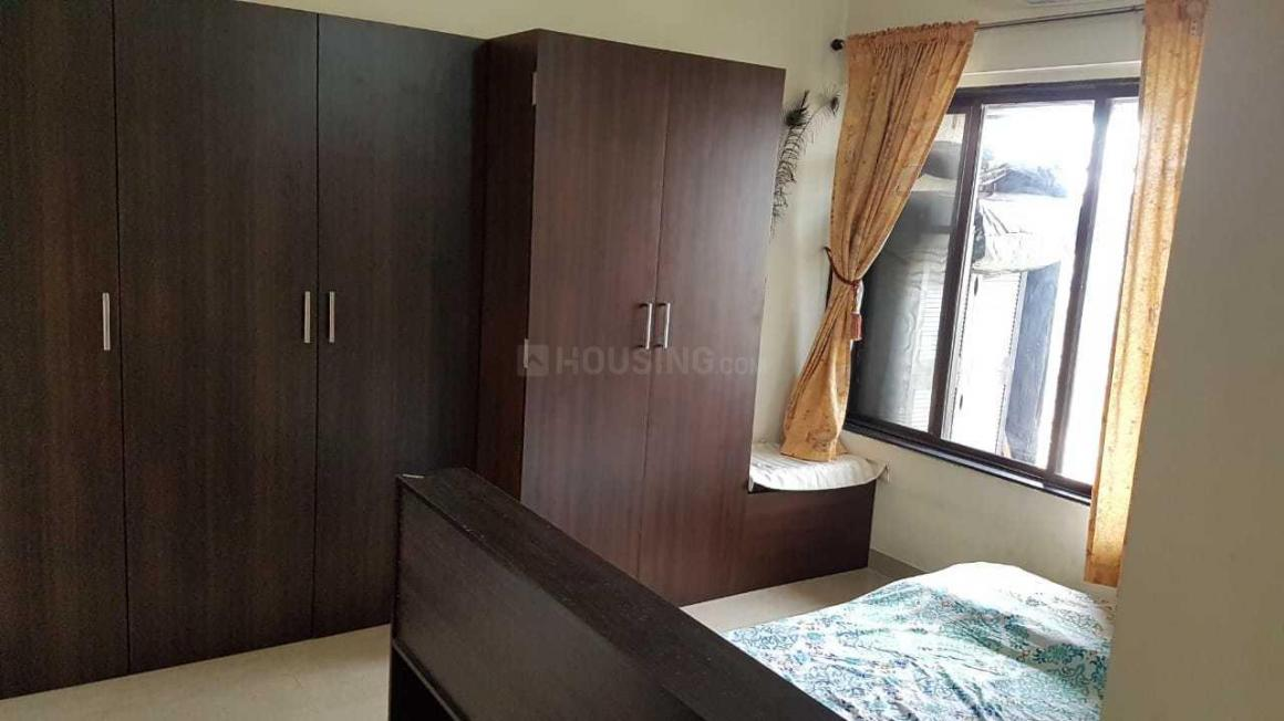 Bedroom Image of 850 Sq.ft 2 BHK Apartment for rent in Mira Road East for 18000